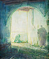 Moroccan Scene by Henry Ossawa Tanner - BMA.jpg