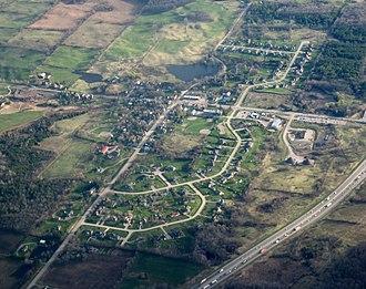Puslinch, Ontario - Morriston