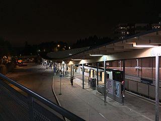 Mortensrud (station) Oslo metro station