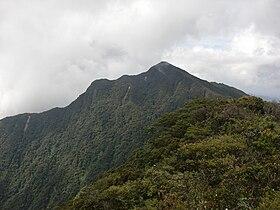 Gunung Korbu Wikipedia Bahasa Melayu Ensiklopedia Bebas