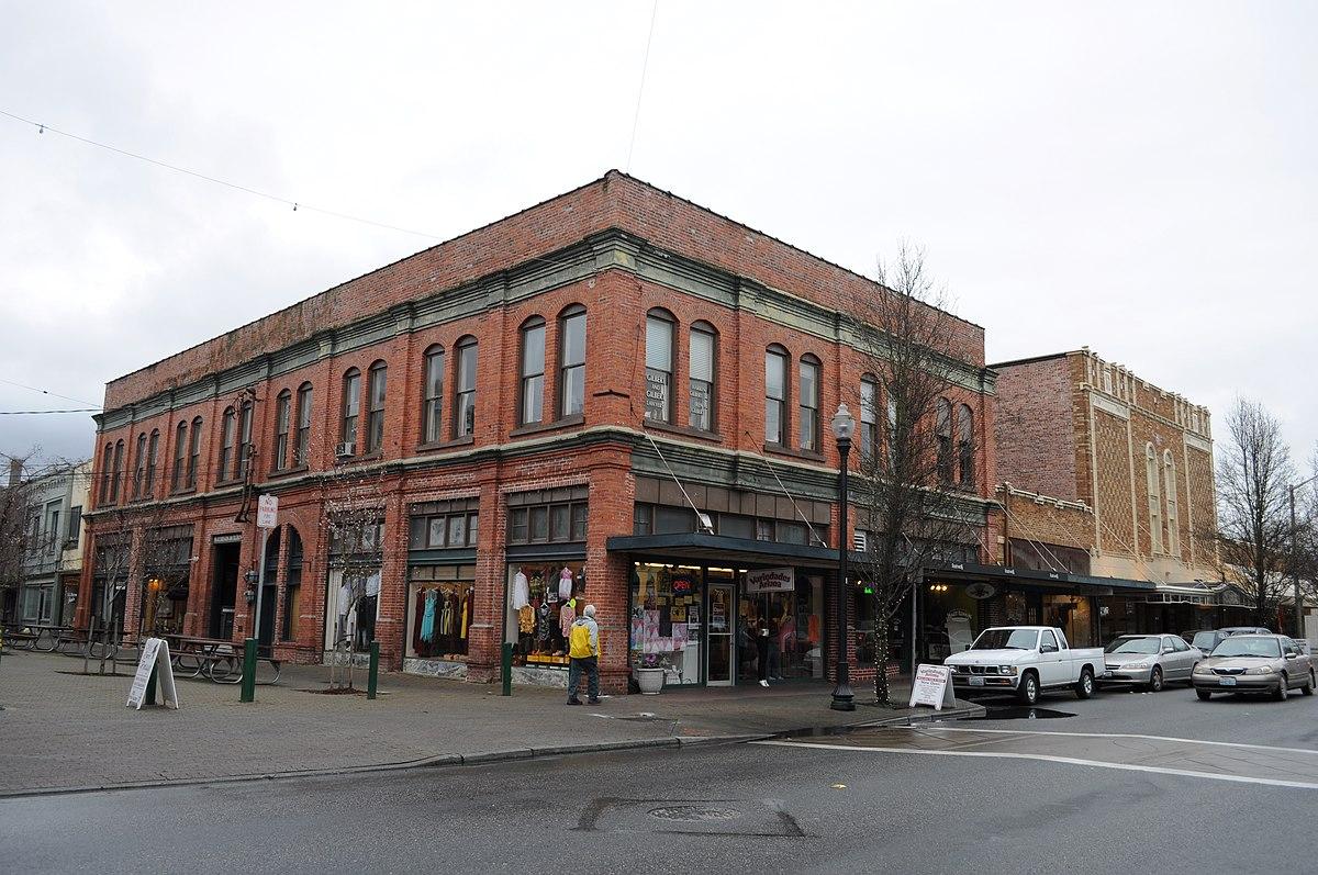 Mount Vernon, WA - Matheson Building 01.jpg