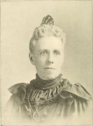 William Lyne Wilson - Mrs William Lyne Wilson