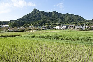 mountain in Chiba Prefecture, Japan