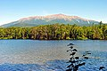 Mt katahdin, located in Baxter State Park, the highest mountain in the state of Maine.jpg
