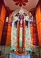 Muktokeshi Mata in Shakta Rash 1.jpg