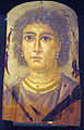 Mummy Portrait of an Mature Woman - Early Roman Period - ÄS 1.jpg