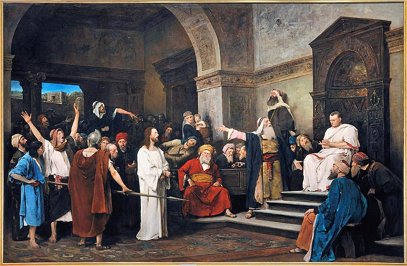 File:Munkacsy - Christ in front of Pilate.jpg