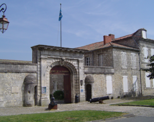 Musée National de la Marine (Rochefort) - The Musée National de la Marine in Rochefort.