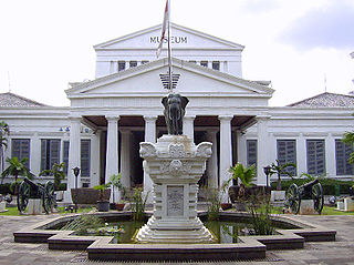 Archaeology museums in Jakarta, Indonesia