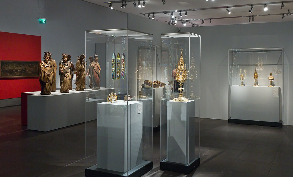 Museum Schnütgen - Glanz und Größe des Mittelalters-5182