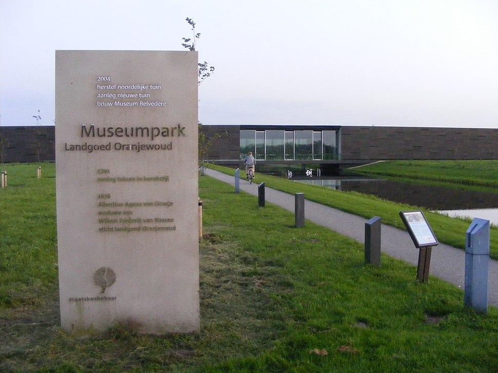 Museumbelvedereoranjewoud