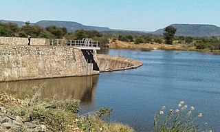 Mutange Dam Dam in Gokwe East, Midlands, Zimbabwe