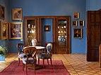 Muzeum Sułkowskich - niebieski salonik.JPG