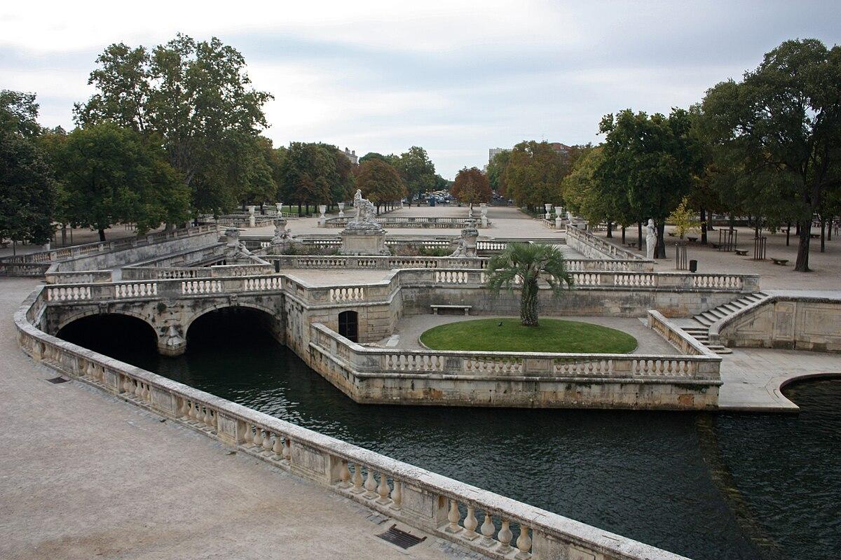 Jardins de la fontaine wikip dia a enciclop dia livre - Le jardin des fontaines petrifiantes ...
