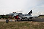 "Nörvenich Air Base Eurofighter Typhoon Luftwaffe 31+31 ""Spirit of Oswald Boelcke"" (43700798184).jpg"