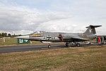 Nörvenich Air Base Lockheed F-104G Starfighter Luftwaffe 21+69 (43700838304).jpg
