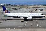 N419UA A320 United SFO 28-05-17 (36136435685).jpg