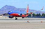 N735SA Southwest Airlines 1999 Boeing 737-7H4 C-N 27867 (9905052446) (3).jpg
