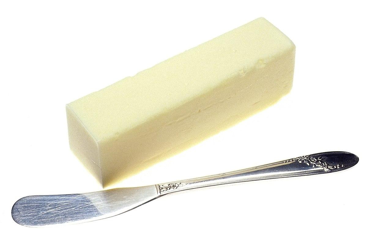 vad innehåller smör