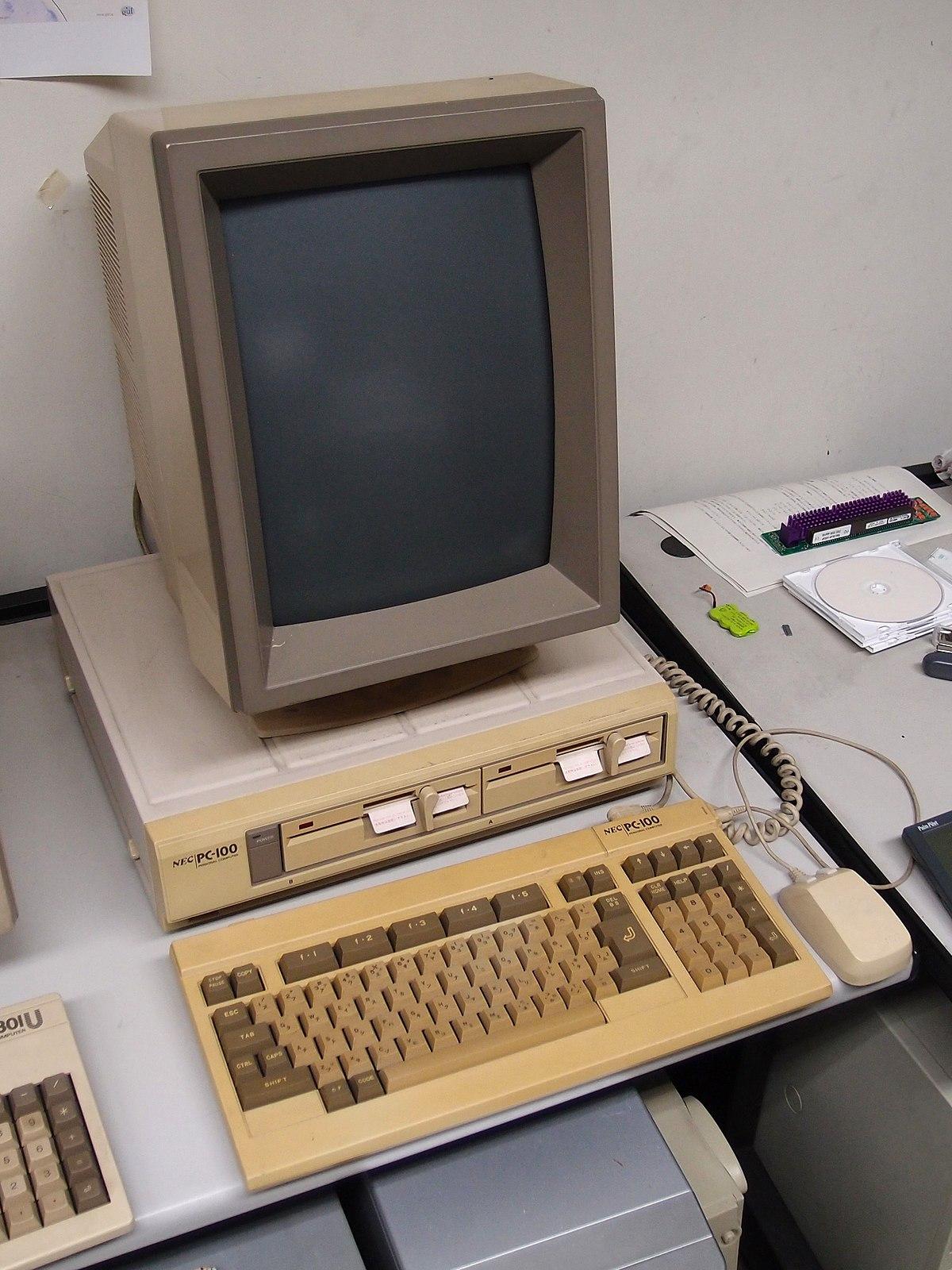 Used Ram 2500 >> NEC PC-100 - Wikipedia