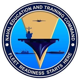 Naval Education and Training Command - Naval Education and Training Command seal