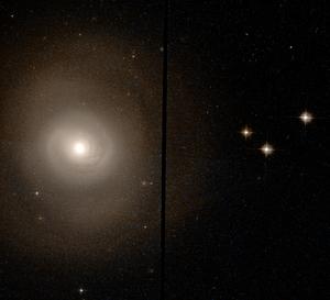 NGC 2681 - Image: NGC 2681 HST 9788 10 R814GB658
