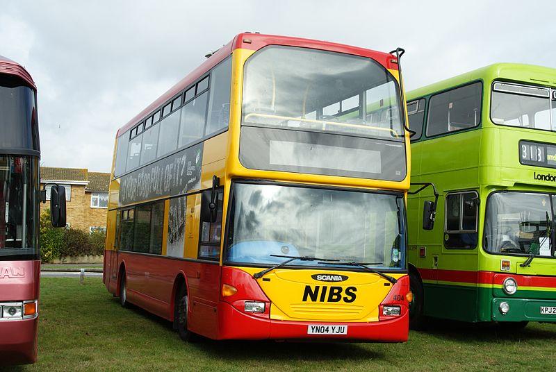 Canvey Island Bus Rally