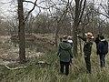 NTIR Staff explain details about Rock Creek Crossing in Council Grove, KS - 5 (695032a0b34c466c80faf42ae205d1ce).JPG