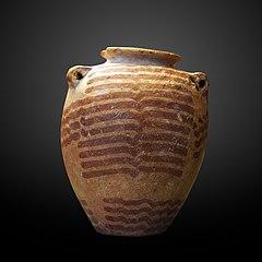 Nagada vase-MAHG D 1177