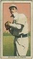 Nagle, Los Angeles Team, baseball card portrait LCCN2007683710.tif