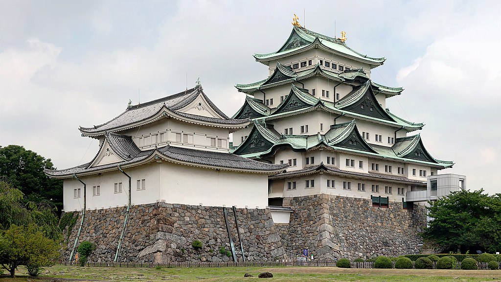 Nagoya Castle(Larger)