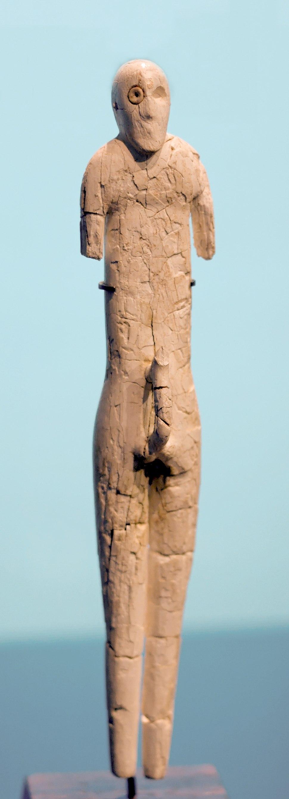 Naqada sculpture Louvre E27457