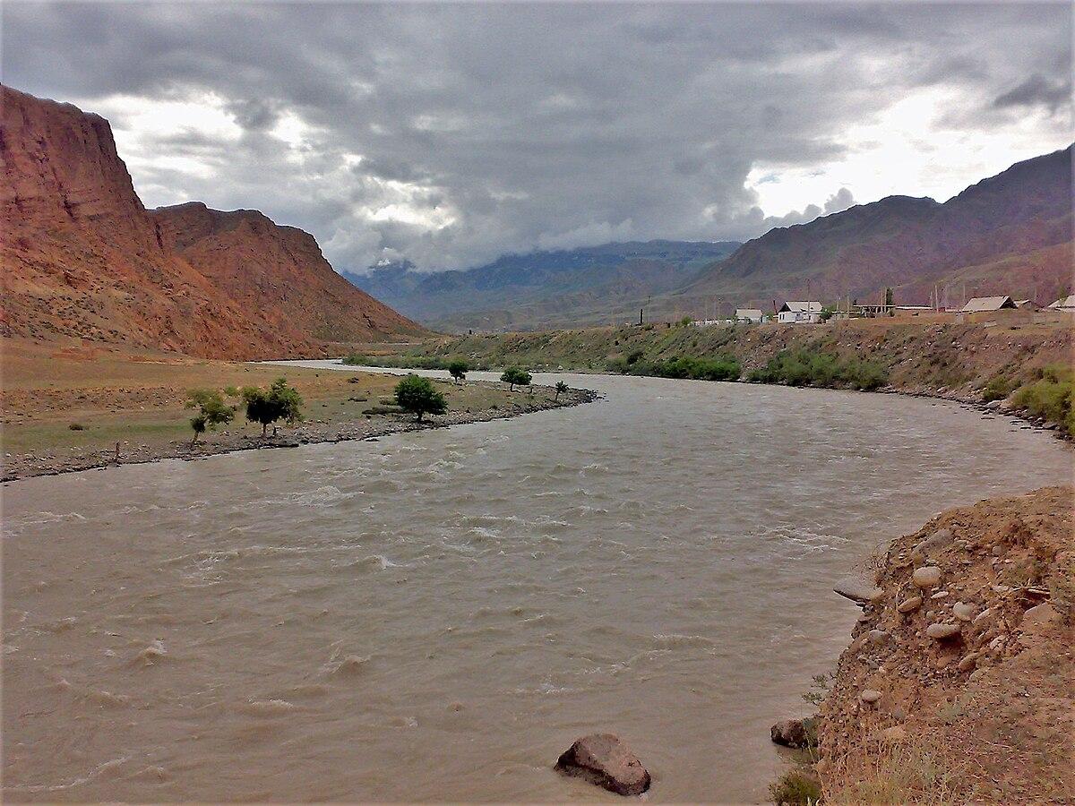 река и ее состав схема