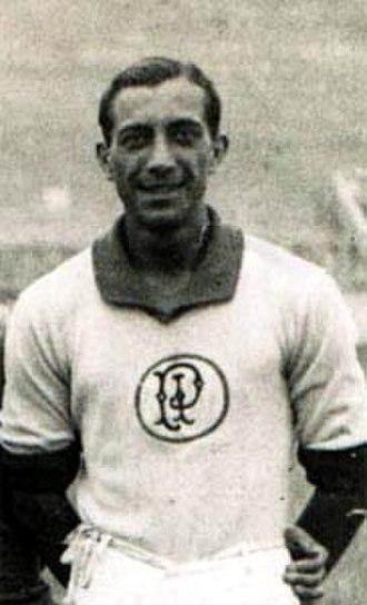 Sociedade Esportiva Palmeiras - Oscar Francisco Nascimento (1930)