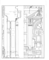 Nassau Hall, Nassau Street, Princeton, Mercer County, NJ HABS NJ,11-PRINT,4B- (sheet 24 of 25).png