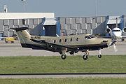 Natenco Pilatus PC-12 D-FINE
