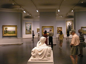 National Gallery of Art - Exhibitions in the West Building