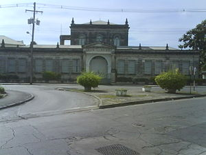National Library Service of Barbados - The National Library Service, Coleridge Street