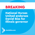 National Nurses United Endorses Daniel Biss for Illinois Governor.png