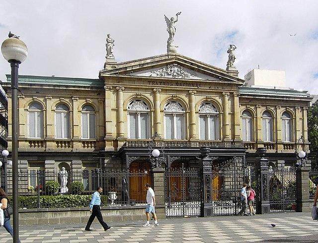 Central San José