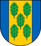 Coat of arms of the municipality of Nehmten