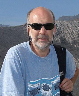 Neil Nightingale British naturalist