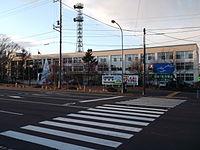 Nemurosubprefectural office.JPG