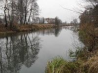 Річка уж біля села немирівка