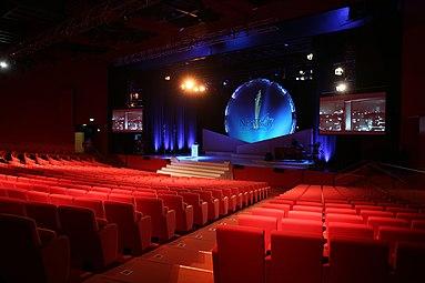 Nestroy 2013 Halle F Wiener Stadthalle 1.jpg