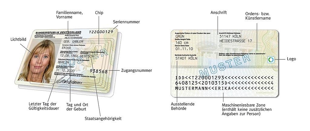 Wo Finde Ich Meine Ausweisnummer