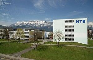 Buchs, St. Gallen - NTB Interstate University of Applied Sciences of Technology Buchs
