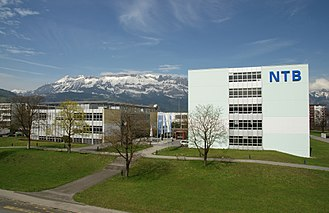 Buchs, St. Gallen - NTB Interstate University of Applied Sciences of Technology Buchs