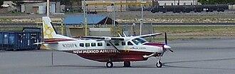 New Mexico Airlines - New Mexico Airlines aircraft