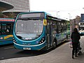 New Arriva bus in Chatham Bus Interchange (2) - geograph.org.uk - 2771819.jpg